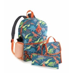 6-in-1 Dino Backpack NWT